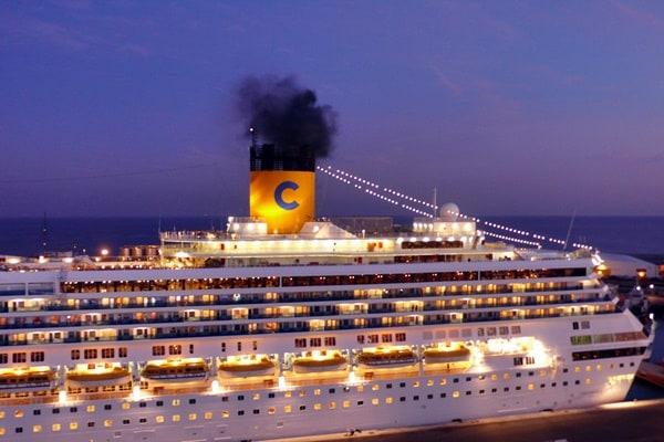 Opinioni costa favolosa dream blog cruise magazine for Costa favolosa ponti